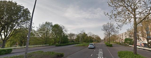 Gemeente Alphen aan den Rijn gaat de Eisenhowerlaan reconstrueren.
